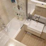 Стеклянная перегородка в ванной