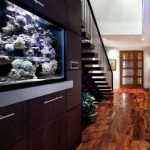 Шкаф с аквариумом