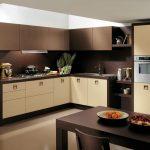 Современная мебель на кухне