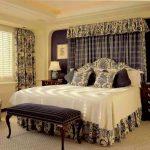 Спальня с шикарным дизайном