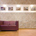 Ниша в стене с подсветкой
