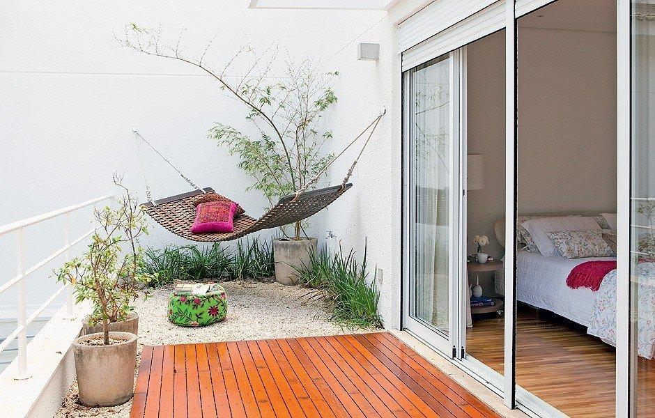 Идеи балкона в частном доме.
