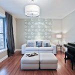 Белая мягкая мебель
