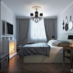 Зеркала над кроватью