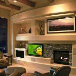 Красивый интерьер комнаты