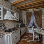 Красивая мебель на кухне