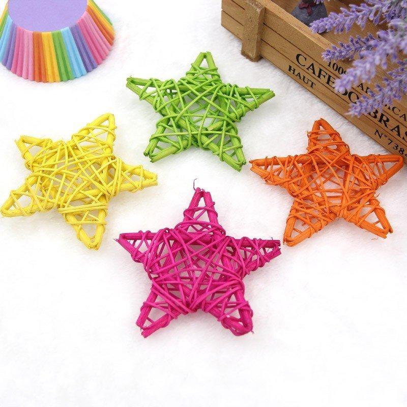 Разноцветные звезды