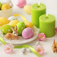 Пасхальные яйца и декор