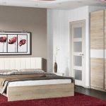 Спальня в эко-стиле