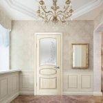 Белые двери в интерьере + 75 фото идей дизайна