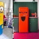 Забавный дизайн кухни