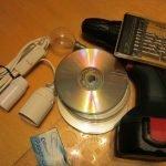 Материалы и основные инструменты