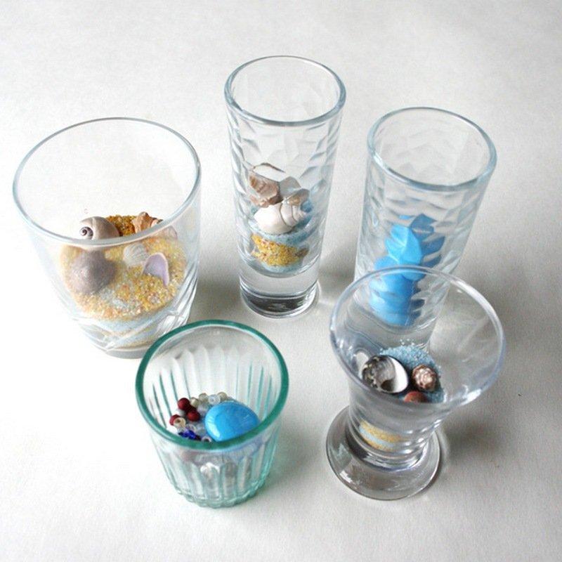 Как сделать свечку своими руками в стакане 94