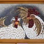 Курица и петух