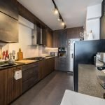 Дизайн кухни для малогабаритной квартиры