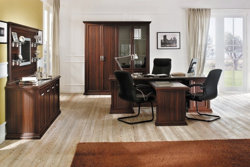 Мебель с одинаковым дизайном