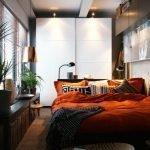 Потолок с подсветкой в комнате