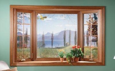 Имитация окна в интерьере +30 фото