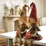 Куклы в колпаках