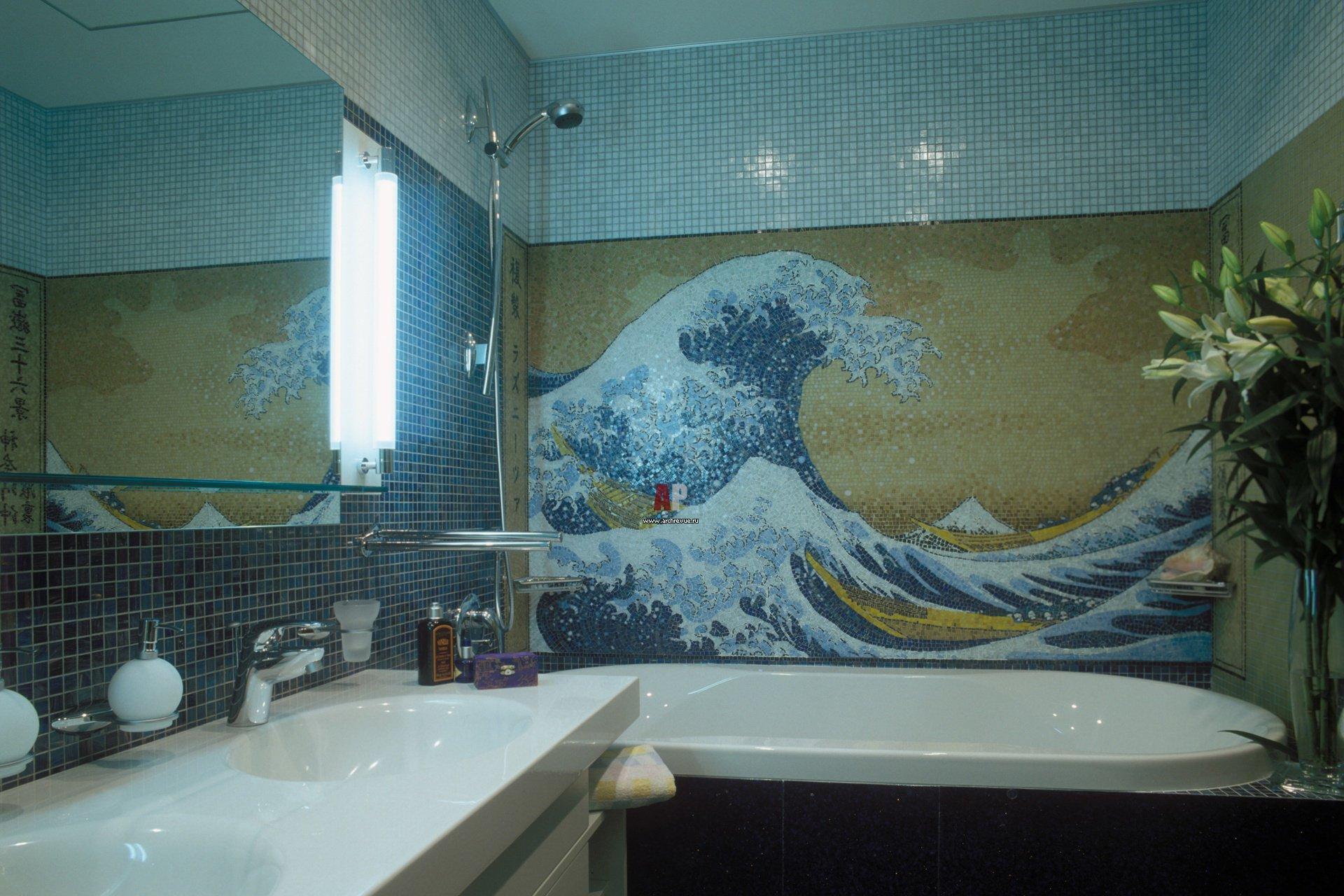 131Декоративные панно для ванной своими руками