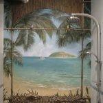 Пальмы на острове