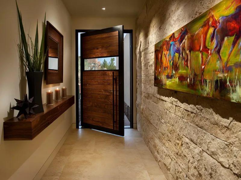 Украсить коридоры своими руками 12