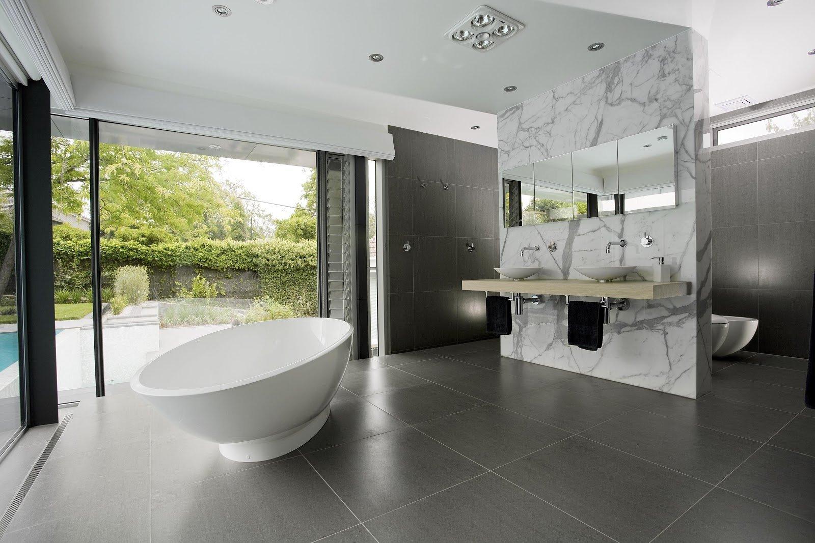 Дизайн ванной комнаты белая фото 2018 современные идеи