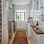 Половик на кухне