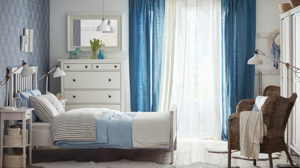 Дизайн спальни 11 кв. м.