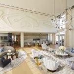 Оригинальные диваны в гостиной