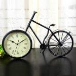 Велосипед с часами