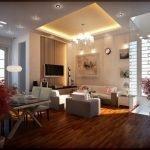 Люстры в интерьере 75 фото в гостиной, кухне, спальне