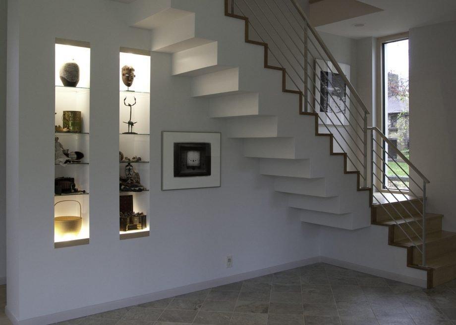 Ниши в стене 50 фото примеров интерьера