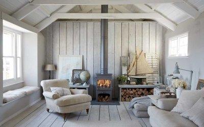 Скандинавский стиль в интерьере загородного дома +100 фото примеров дизайна