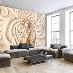 Серая мебель в светлом интерьере