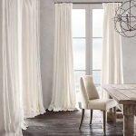 Белый текстиль для зала