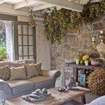 Загородный дом и в стиле прованс
