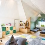 Большая комната для ребенка