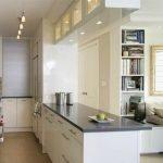 Минимализм в интерьере кухни
