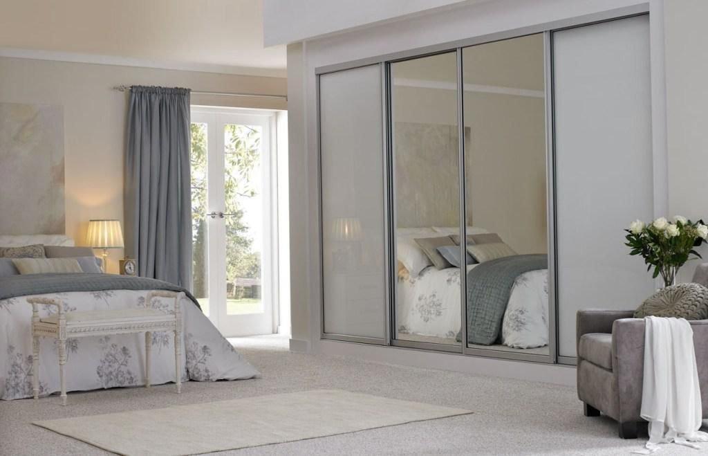 Дизайн шкафа-купе в спальню