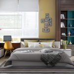 Фото над кроватью