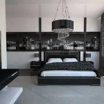 Дизайн в черно-белых цветах