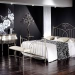 Современное решение для спальни