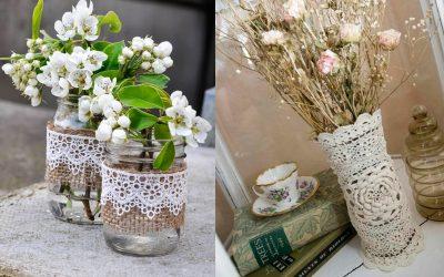 Кружево в интерьере +50 идей кружевного декора для дома