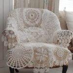 Накидка для кресла