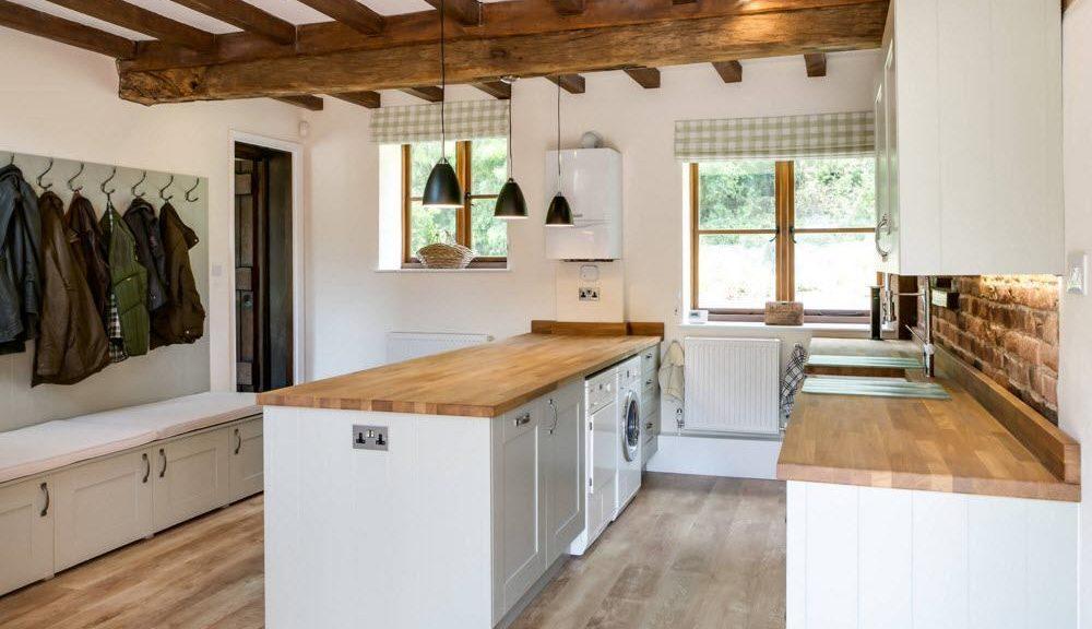 Кухня прихожая дизайн