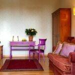 Мебель в гостиной в стиле СССР