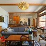 Классическая мебель в гостиной