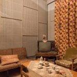 Декор комнаты в стиле СССР