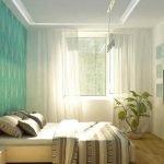 Маленькая спальня в квартире